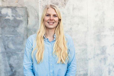 Sandra Nekkøy blei headhunta til ny jobb i Hub for Ocean/Ocean Hyway Cluster