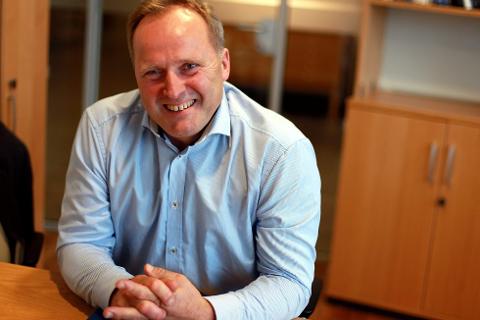 STERKT ÅR: Fjerde kvartal 2020 blei ei sterk avslutning på eit utfordrande år, og totalen blei god for Fjord1-konsernet i koronaåret, konstaterer toppsjefen Dagfinn Neteland.