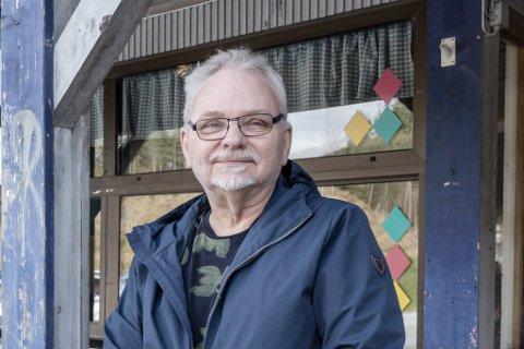 GÅR UT AV LOKALLAGET: Terje Helgheim var med å starte lokallaget til Frp i Sunnfjord. No gir han seg i Frp.