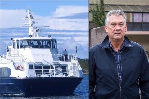 AVTALE?: Innbyggjarane på Høyanger sørside meiner ein beredskapsavtale med Tansøy må på plass. No har ordføraren eit møte med fylkeskommunen og Fjord1 på gang.