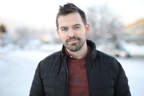AP: Torbjørn Vereide, fylkesrepresentant for Sogn og fjordane.