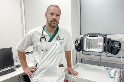 NY SMITTA: Ingen ny smitte i Bygstad barnehage, men ein tilsett ved sjukeheimen på Sande er smitta.