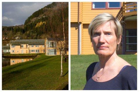VENTAR: Inger Johanne Bergstad Osland seier dei framleis ventar på eitt svar.