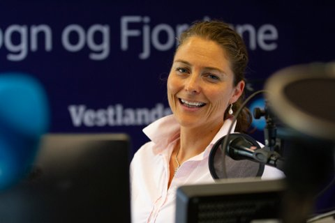 SKIFTAR: Tone Merete Lillesvangstu i NRK. No gir ho seg, til fordel for ny jobb i Norec.