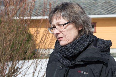HAR STENGT DØRENE: Ingelin Klokkernes har drive gartneri i Prestemarka i Askvoll sidan 1989. No har ho stengt dørene og er klar for å drive berre i sin eigen hage.