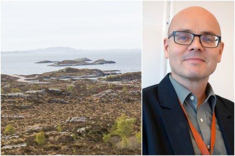 – LEITT: Jan Petter Stangeland jobbar for Statsforvaltaren i Rogaland. Han seier heile situasjonen er lei. – Vi ser på våre rutinar, seier han etter feilutsendinga.