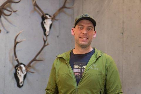 JAKTREISER: John Idar Flaten vil lokke jaktinteresserte til Europa gjennom Relia Jaktreiser.