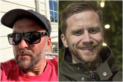 PROSJEKT: Arvid Lønne og Svein Tore Torvund i Høyanger-selskapet Greenergy vil utvikle hjelpemiddel og reservedelar ved bruk av 3D-teknologi.