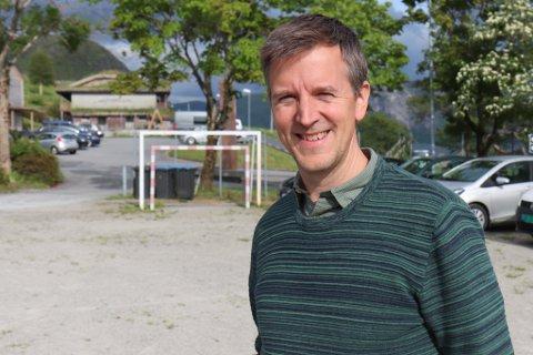 SVARAR: Erling Sande (Sp) svarar på kritikken frå Marius Dalin i MDG.