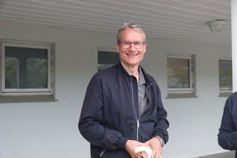 KRITISERER INNTAKSSYSTEMET: Olve Grotle (H) forventar at fylkeskommunen forbetrar inntakssystemet neste år.