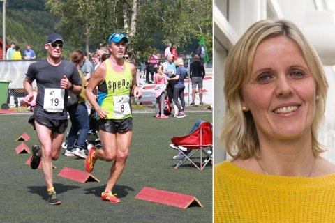 KLART FOR NM: Ein måtte avlyse i fjor, men i år får Jølster maraton både arrangere løp, og halde NM i maratonklassen.