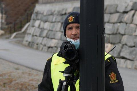 Trond Hatlenes Utrykkingspolitiet UP