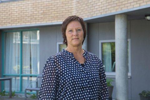 PROSJEKTGRUPPE: Kirstin Synnøve Bruland, kommunalsjef for omsorg, fortel at ei prosjektgruppe skal sjå på framtidig behov for omsorgsteneste i Sunnfjord Kommune