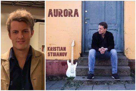 DEBUTANT: Kristian Stoianov (20) frå Førde har sidan i haust jobba med sin første låt. No er den ute på fleire strøymetenester.