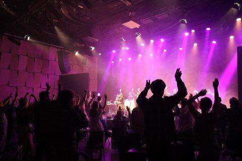 FØRDEFESTIVALEN: På Miss Tati´s Angola 70-konserten vart det dans og moro.