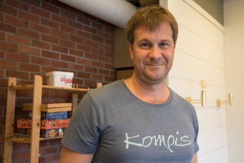 Erlend Os er ein av dei som arrangerer FørdeSpel 2021 til helga.