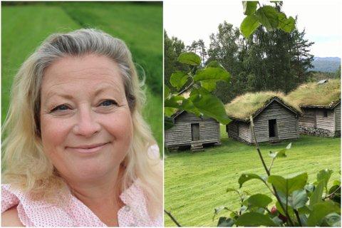 NY STILLING: Janne Gimmestad i stiftinga Musea i Sogn og Fjordane er nøgd med søkarane. Blant desse var det tre menn og ni kvinner. To personar er unnateke offentlegheit.