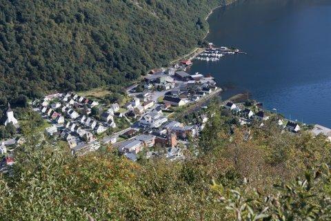 DET GLAPP: Høyanger kommune var for seint ute med EU-kontrollen på ein av bilane sine.