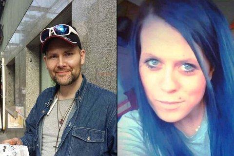 Jan-Øystein Ask Hilby og kjærasten Silje Helen Kvandal blei drepne natt til 12. januar 2020. Bilda er publisert med godkjenning av dei etterlatne.