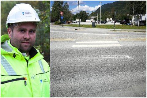 HAR EIN PLAN: Even Halsør i Vestland fylkeskommune seier dei har planar for vedlikehald. Når planane skal gjennomførast er så langt ikkje klart.