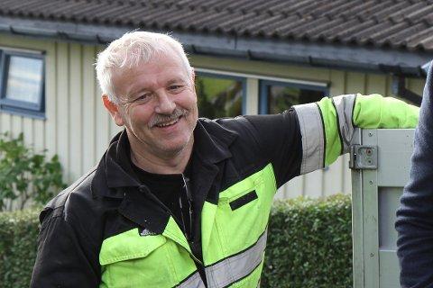 NÆRINGSBYGG OG UTLEIGE: Svein Eivind Solheim (69) er styreleiar i det nye aksjeselskapet.