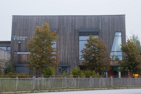 SØKER SJEF: Langhaugane barnehage er éin av 18 kommunale barnehagar i Sunnfjord kommune. Barnehagen rommar 144 plassar.