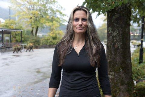 FULL SATS: Randi Førsund(46) starta då ho var  i 20-åra med filmprosjektet sitt. No satsar ho mot Netflix med «Hemnen»