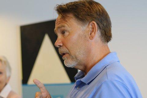 ENDRING: Bjørn Hollevik, leiar i Florø Industri- og næringsforening