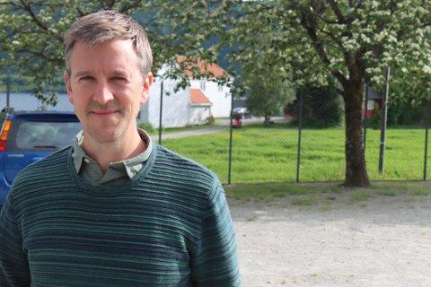TRANSPORT: Erling Sande (Sp) har fått plass i Transportkomiteen på Stortinget.