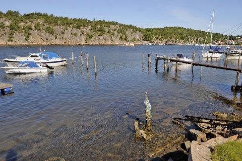TIL INGEN NYTTE? To planer om småbåthavn i Kjøkøysundet kan ende i at ingen av dem blir realitet, skriver Tor Prøitz. (Arkivfoto: Geir A. Carlsson)