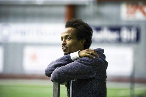 Ferdig: Amin Askar er ferdig i den tyrkiske klubben Sanliurfaspor. (Foto: Johnny Leo Johansen)