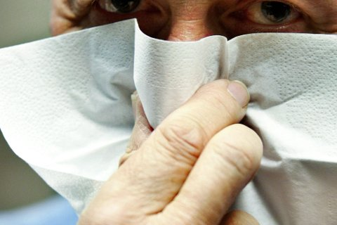 Sesong: Det er tid for influensa i Fredrikstad.