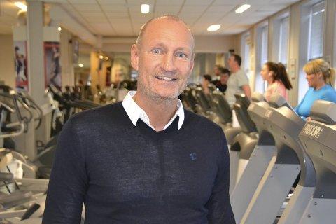 FORNØYD: Atle Martinsen var imponert over hva hans undersått viste i ringen.