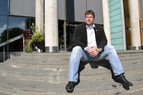 Lars Petter Kuran, kontrollutvalgsleder