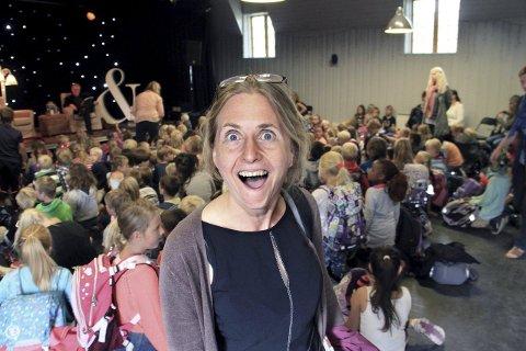 Ny jobb: Hilde Hagerup skal jobbe for Norsk barnebokinstitutt. Arkivfoto: Svein Kristiansen