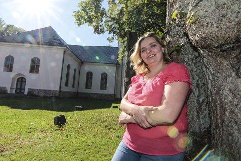 FLEST STEMMER: Karin-Elin Berg fikk flest stemmer i valget av bispedømmeråd. Nå tiltrer hun rådet — og vil vurdere å svare ja, dersom rådet vil at hun skal lede det.Arkivfoto: Svein Kristiansen