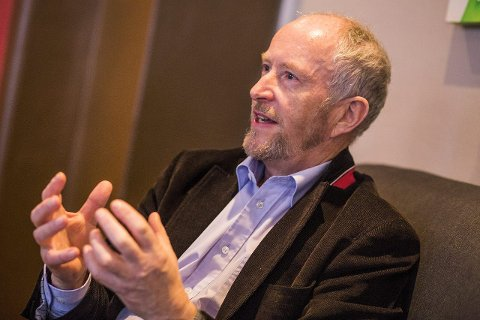 Spørsmålet til Ole Haabeth: Vil du samarbeide med partier som er positive til privatisering og konkurranseutsetting? Arkivfoto: Geir A. Carlsson