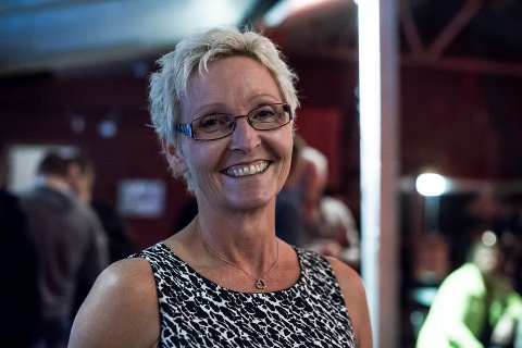 Dansedronning: Marit Pedersen.