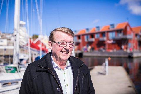 Ordfører Eivind Borge er partikollega Sundholms favoritt.
