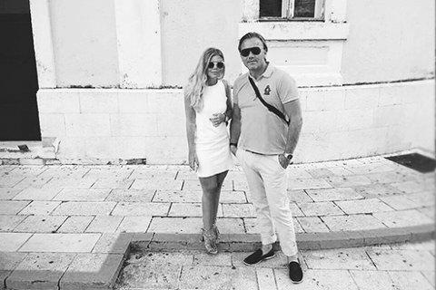 Ada sammen med sin pappa: – Jeg håper 2016 kan bli et år for alle dere der ute som tar hverdagen litt for gitt slik som jeg gjorde, skriver hun.