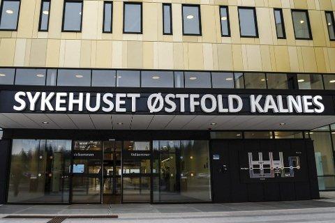 Høyt forbruk: Sykehuset Østfold går på et svært stort underskudd i år. Det endelige budsjettet med innsparingstiltak vil foreligge i desember.arkivfoto