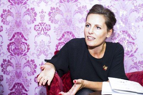 Monica Isakstuen er en av de nominerte til Brageprisen 2016.