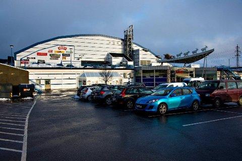 NY BUTIKK: Mekk ønsker å åpne ny butikk i Østfoldhallen. (Arkivfoto)