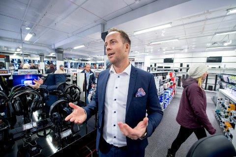 Anders Nilsen er direktør i Expert