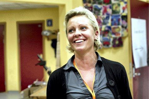 Gir hjelp: Frederikke Stensrød gir råd og beiledning til deg som vil sarte egen bedrift