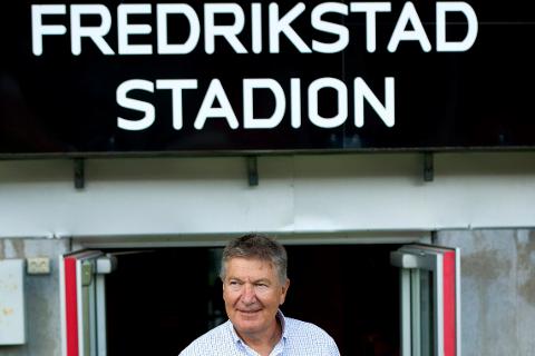 Styreleder Arne Erik Olsen forsikrer at det jobbes på spreng i FFK-administrasjonen, og at laget for 2017 vil være på plass i god tid før sesongstart.