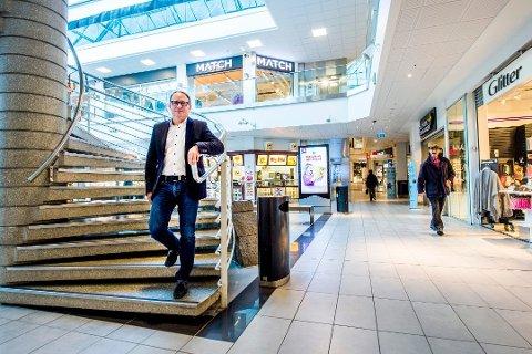 Bytter beite: Morten Huth slutter i Torvbyen for å bli daglig leder i FASVO.