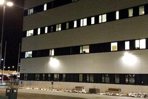Sykehust Østfold Kalnes og dets venner og ansatte for ros.