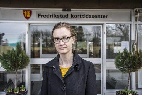 FASTLEGEKRISE: Kommuneoverlege, Guro Steine Letting, frykter at Fredrikstad kan bli en krisekommune om ikke det blir endringer i fastlegeordningen.