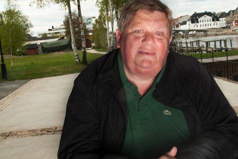SOLID DRIFT: Knut Syversen er styreleder for en månefestival som legger frem rekordoverskudd etter fjorårets gode resultat.